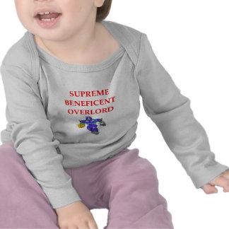 SUPREME overlord T-shirts