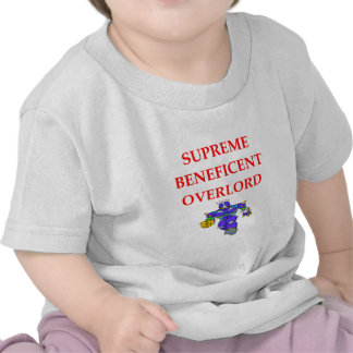 SUPREME overlord Tshirts
