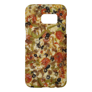 Supreme Pizza Samsung Galaxy S7 Case