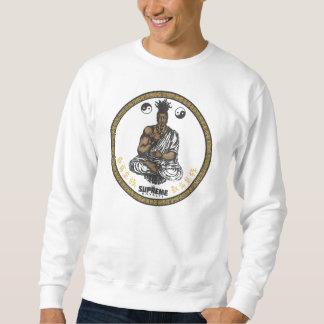 Supreme Royalty First Buddhist Sweatshirt (Gd/Blk)