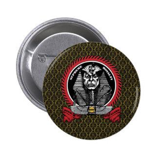 Supreme Royalty KMT Royal Guard Button Gold Red