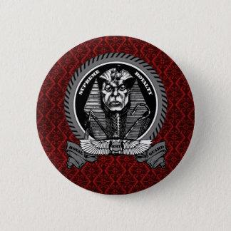 Supreme Royalty KMT Royal Guard Button (Red,Grey)