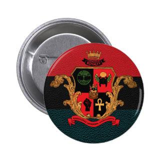 Supreme Royalty Nobility Crest Button Tri