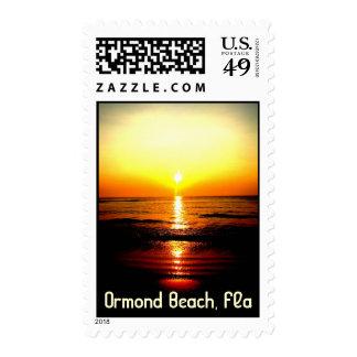 SupremeBeachsunrise, playa de Ormond, Fla Envio