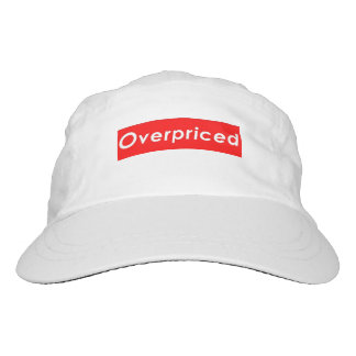Supremely overpriced hat