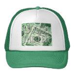 Suprima el casquillo del gorra de Federal Reserve