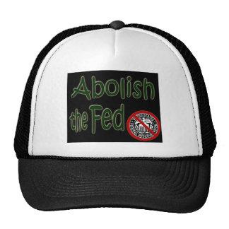 Suprima el gorra de la fiesta del té de Federal Re