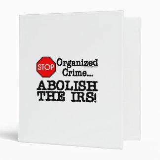 ¡Suprima el IRS