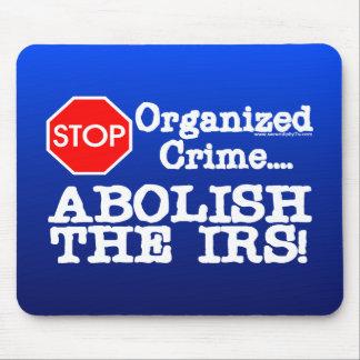 ¡Suprima el IRS Alfombrilla De Raton