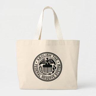 Suprima Federal Reserve Bolsa De Mano