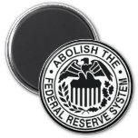 Suprima Federal Reserve Imán Para Frigorífico