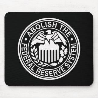 Suprima Federal Reserve Alfombrilla De Ratón