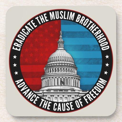 Suprima la fraternidad musulmán posavaso