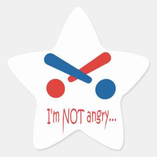 Suprise gift star sticker