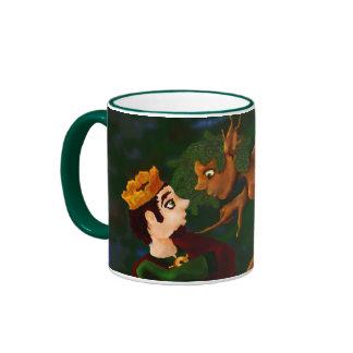 Suprise Ringer Mug