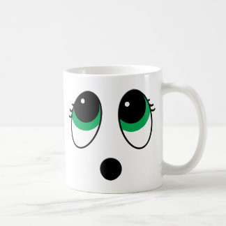 """Suprise"" Smiley Face Assortment Coffee Mug"