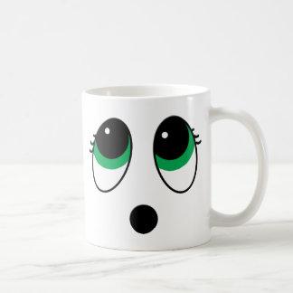 """Suprise"" Smiley Face Assortment Mug"