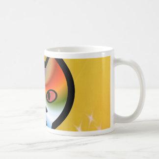 suprising face fun and cute coffee mug