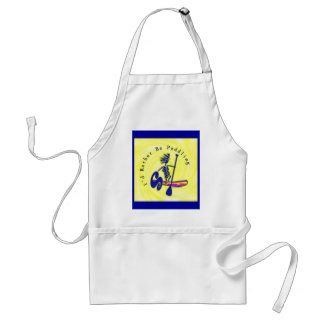 SUPS I'd Rather Be Paddling Adult Apron