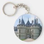 Sur el Loira de Château de Chaumont Llavero Personalizado