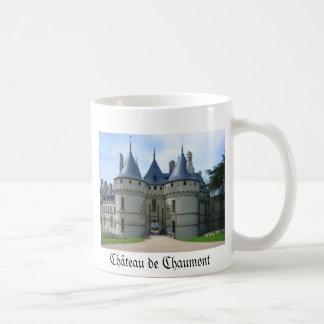 Sur el Loira de Château de Chaumont Taza