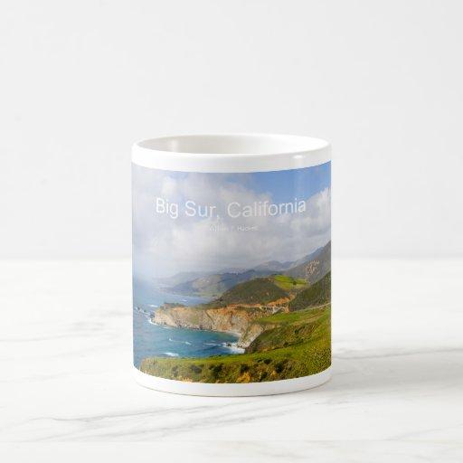 Sur grande 0033 productos de California Tazas De Café