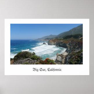 Sur grande California Impresiones