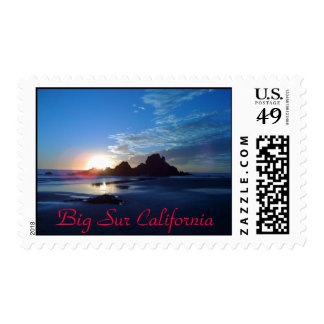 Sur grande California Sellos