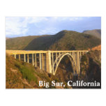 Sur grande, California Tarjetas Postales