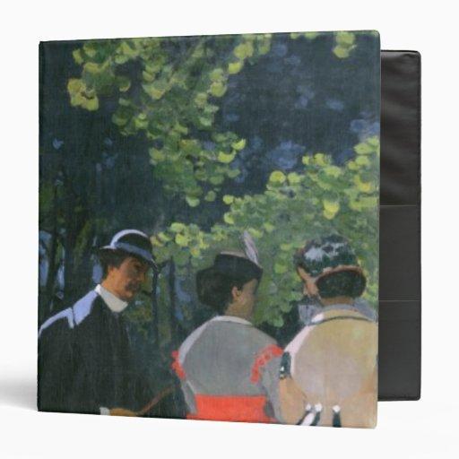 """Sur L'Herbe, Chailly, 1865 del Dejeuner Carpeta 1 1/2"""""""
