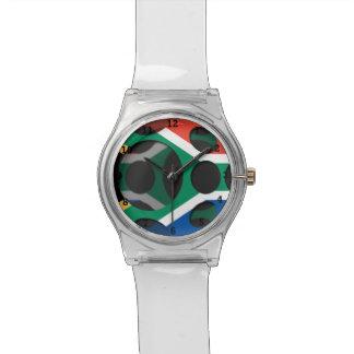 Suráfrica #1 reloj