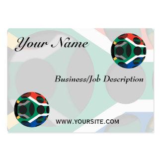 Suráfrica 1 tarjeta de visita