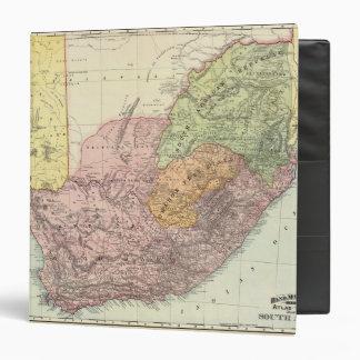 """Suráfrica 5 carpeta 1 1/2"""""""