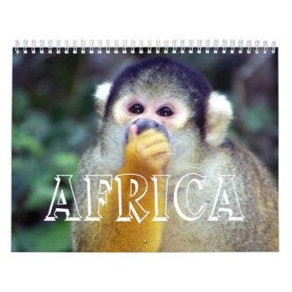 Suráfrica Calendario