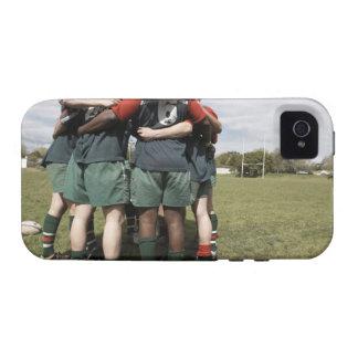 Suráfrica, Cape Town, club falso 2 del rugbi de la iPhone 4/4S Carcasas