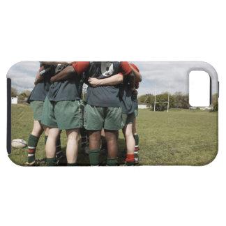 Suráfrica, Cape Town, club falso 2 del rugbi de la iPhone 5 Carcasa