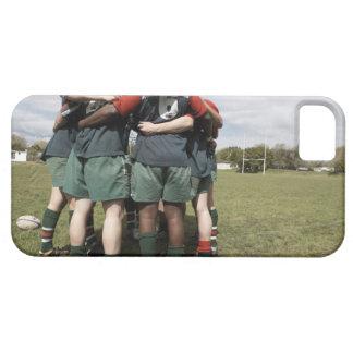 Suráfrica, Cape Town, club falso 2 del rugbi de la iPhone 5 Funda