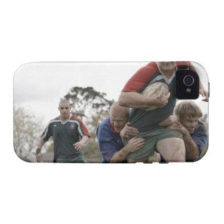 Suráfrica, Cape Town, club falso del rugbi de la iPhone 4/4S Carcasa