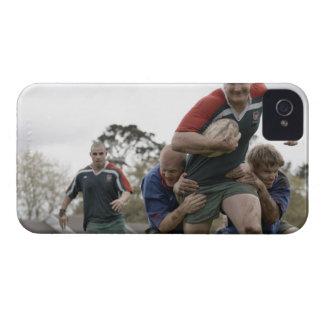 Suráfrica, Cape Town, club falso del rugbi de la iPhone 4 Case-Mate Carcasas