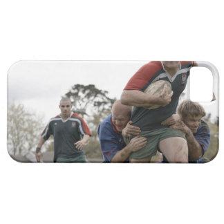 Suráfrica, Cape Town, club falso del rugbi de la iPhone 5 Funda