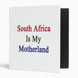 """Suráfrica es mi patria carpeta 1"""""""