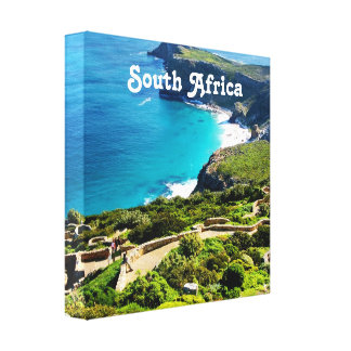 Suráfrica Impresión En Lienzo Estirada