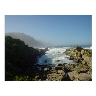 Suráfrica la ruta del jardín postales