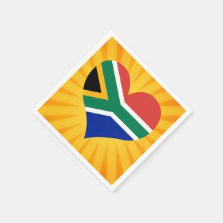 Suráfrica linda superventas servilletas desechables
