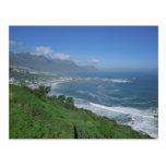 Suráfrica - playa de Clifton, Cape Town Tarjeta Postal