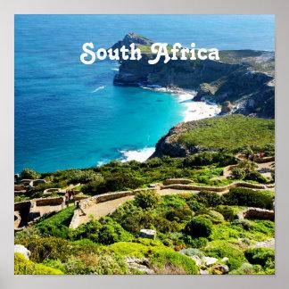 Suráfrica Póster