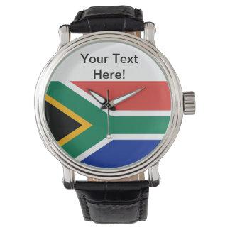 Suráfrica Reloj