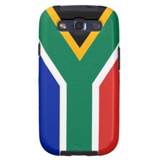 Suráfrica Samsung Galaxy SIII Funda