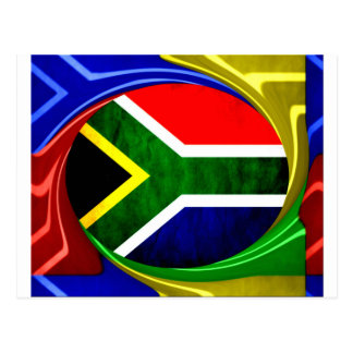 Suráfrica Tarjeta Postal