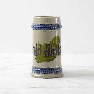 Suráfrica Jarra De Cerveza